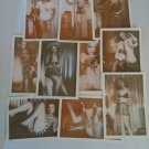 Vintage 3D 1962 Cheesecake Photo Card Set Mint