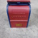 Vintage Plastic U.S.Mail Mailbox Bank