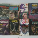 Lot of Sci-fi Science Fiction Paperback Books 1952-1969 Vogt,Blish,Russell,Conklin,Heinlein