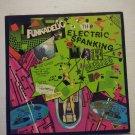Vintage 1981 Funkadelic The Electric Spanking LP Vinyl