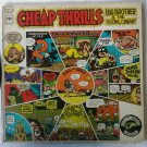 Janis Joplin Cheap Thrills Big Brother and The Holding Company LP  Vinyl