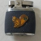 Vintage Manor Manorlite Lighter With Copper Squirrel