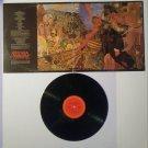 1970 Abraxas 33 rpm Record Album by Santana