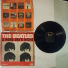 The Beatles A Hard Day's Night Album LP