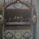 Antique 1900 First Communion Certificate
