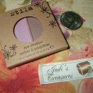 Stila Eye Shadow Duo Refill Pan in DRAGONFLY ~ soft purple/soft gray