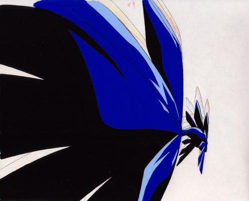 The Freeze anime cel Cardcaptor Sakura CCS