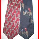 MENS NAUTICA METROPOLITAN MUSEUM OF ARTS GOLF SILK TIES