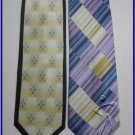 $75 MENS NEW STACY ADAMS EXECUTIVE SUIT SILK TIES SET