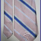 MEN NEW JOSA BANK SIGNATURE COLLECTION STRIPES SILK TIE