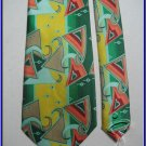 MEN NEW RUSH ELECTRIC POWER NECKWEAR SUIT SILK NECK TIe