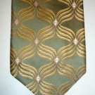 NEW STACY ADAMS SILK TIE CRISP WOVEN DESIGNER COLLECTIO