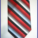 NEW BERGAMO HANKY CUFFLINK TIE SET EXECUTIVE STRIPES
