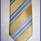 NEW BERGAMO HANKY CUFFLINK TIE SET EXECUTIVE STRIPES NR