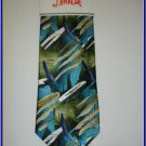 NEW J. JERRY GARCIA SILK TIE ZOOL COLLECTION 54