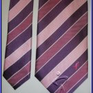 NEW BREAST CANCER CURE KNOTS OF HOPE SILK NECK TIE STRI