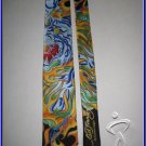 MENS NEW ED HARDY CHRISTIAN AUDIG BONES SKULL SILK TIE