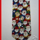 MENS TANGO SANTA CLAUSE MISS CARTOON COTTON TIE NECKTIE