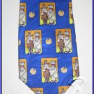 MENS PUMPKINS THANKS GIVING INDIAN AMERICAN NECK TIE