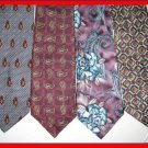 MENS SUN FLOWER FLOWERS FLORAL COTTON NECK TIES LOT