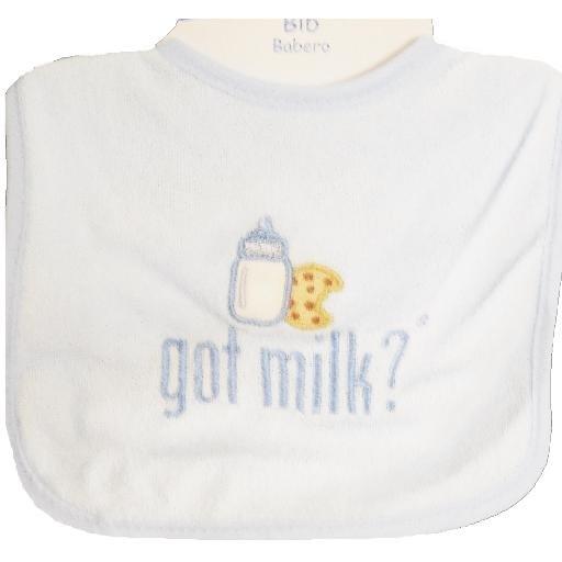 Got Milk? Bib