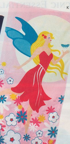 Fairy Beach Towel