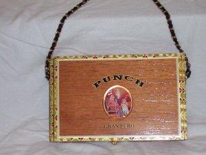 Punch Cigar Box Purse