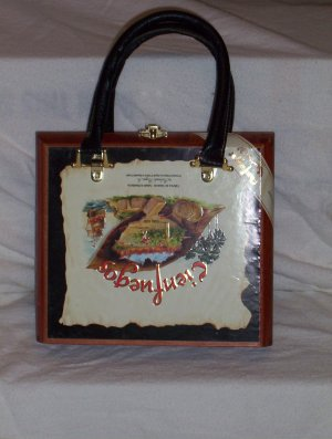 Cienfuegos Cigar Box Purse