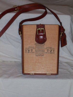 Indios Cigar Box Purse