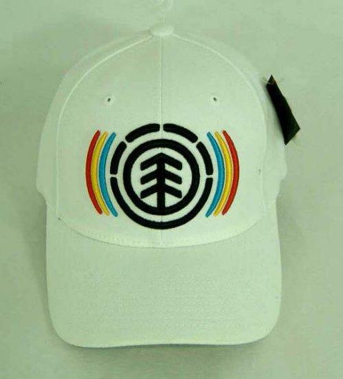 ELEMENT SKATEBOARD DANNNY Way Tony Hawk Flexfit SKATE Baseball Hat S/M