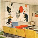 Vintage Mid Century Modern Decorating Ideas Book Interior Eichler Eames 1960