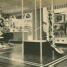 ATTIC BASEMENT Remodel Groovy Mod Mid Century Modern 1967