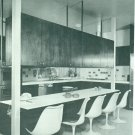 KITCHENS Book Mid Century Modern Atomic Design 1967