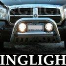 1990-2009 HOLDEN DROVER BRUSH BAR DRIVING LAMPS sj cr 2000 2001 2002 2003 2004 2005 2006 2007 2008