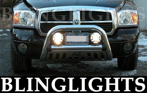 2001 2002 LINCOLN BLACKWOOD BRUSH BAR DRIVING LAMPS