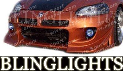 Chrysler Sebring AAS Body Kit Bumper Foglamp Drivinglight Set