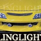 1994-2001 Acura Integra AAS Body Kit Bumper Halo Fog Lamps Driving Lights Foglamps Foglights