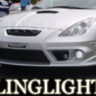 2000 2001 2002 2003 2004 2005 Toyota Celica Silk Automotive Body Kit Bumper Fog Lamps Driving Lights