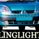 1997-2009 RENAULT KANGOO FOG LIGHTS expression authentique 2001 2002 2003 2004 2005 2006 2007 2008