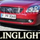 2001-2008 KIA MAGENTIS GS FOG LIGHTS LAMP ls 2002 2003 2004 2005 2006 2007