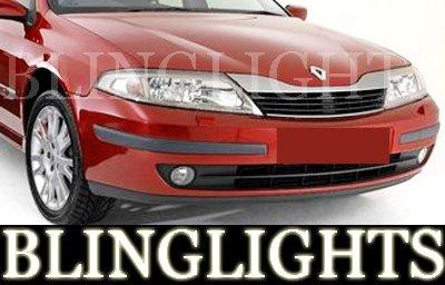 2005-2009 SSANGYONG KYRON FOG LIGHTS LAMPS xdi 2006 2007 2008