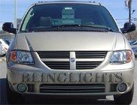 2001-2007 Dodge Grand Caravan Foglamps Foglights
