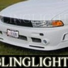 1999-2003 Mitsubishi Galant Erebuni Body Kit Bumper Xenon Foglamps Foglights Fog Lamps Lights