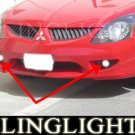2003 2004 Mitsubishi Magna Verada Xenon Fog Lamps Driving Lights Foglamps Foglights TL Kit