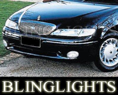 1999-2007 FORD FAIRLANE FOG LIGHTS ghia g8 ltd 2000 2001 2002 2003 2004 2005 2006