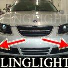 2006-2009 SAAB 9-5 SEDAN XENON FOG LIGHTS DRIVING LAMPS LIGHT LAMP KIT 2007 2008