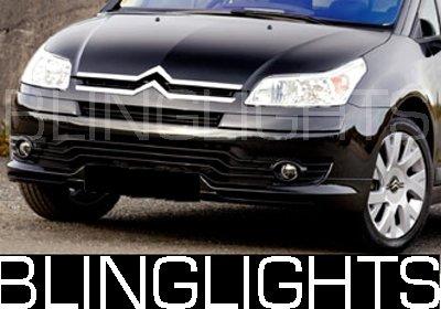 2006-2013 Citroën Grand C4 Picasso Fog Lamp Driving Light Kit Citroen Xenon