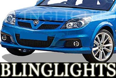 02-08 Vauxhall Vectra C Xenon Fog Lamps Driving Lights Kit