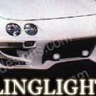 1994-2001 Acura Integra FX Designs Body Kit Fog Lamps Bumper Driving Lights Foglamps Foglights