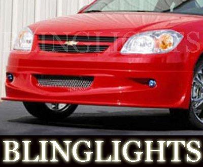 Chevrolet Chevy Cobalt Razzi Body Kit Xenon Foglamps Foglights Driving Fog Lamps Lights